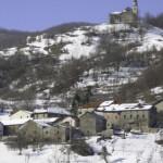 Neve e gelo Borgotaro