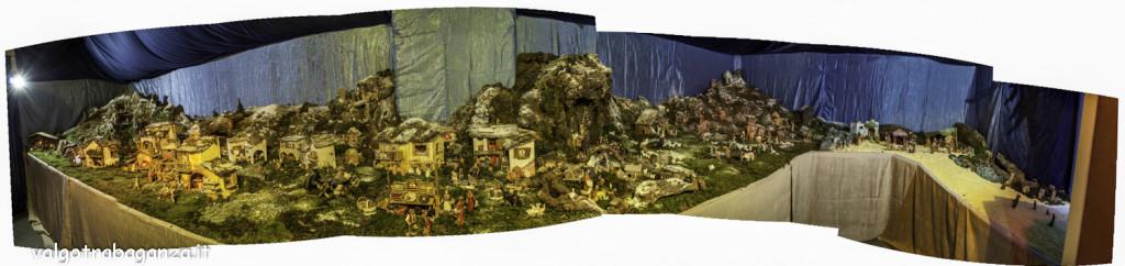 Presepe artistico (102) Panoramica