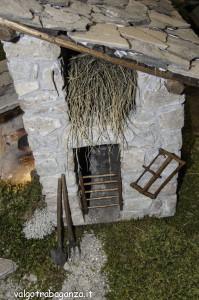 Presepe rurale  contadino (172) Angelo Pavesi