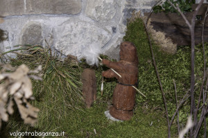 Presepe rurale  contadino (173) Angelo Pavesi