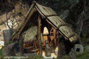 Presepe rurale  contadino (237) Angelo Pavesi