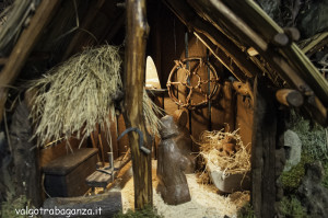 Presepe rurale  contadino (242) Angelo Pavesi