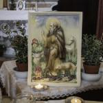 Sant'Antonio (110) Protettore animali