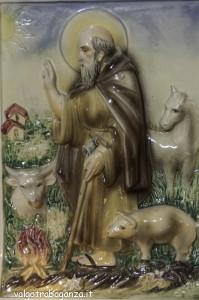 Sant'Antonio (112) Protettore animali