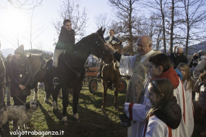 Sant'Antonio Abate (204) Benedizione