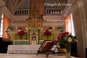 Vangelo Giorno di Gatti-Giuseppina