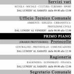 Albareto ORARI Uffici Municipio (3)