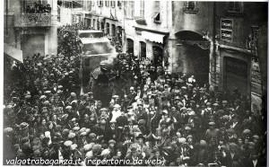 Carnevale del 1926 Borgotaro