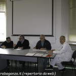 Conferenza ambulatorio dello sportivo (2) Rossi Mori Guardoli Fortunati Santa Maria Borgotaro