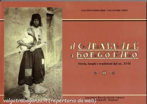 Copertina del volume Il Carnevale a Borgotaro