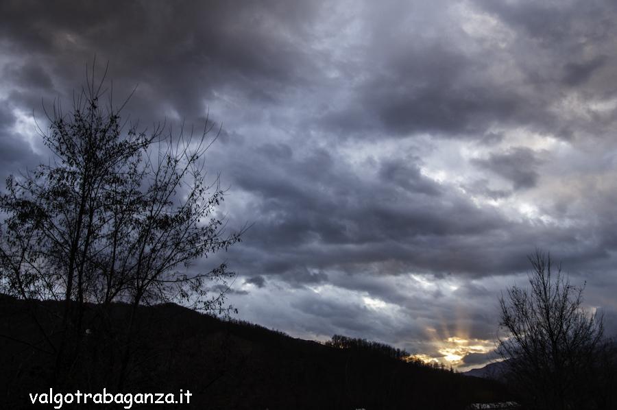 Fasci luce (102) tramonto
