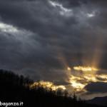 Fasci luce (125) tramonto
