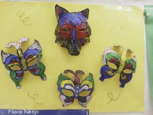 La Maschera più bella Varsi 3 Scuola Elementare di Varsi