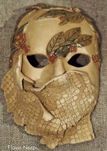 La Maschera più bella Varsi 6 Artista Monica Boni