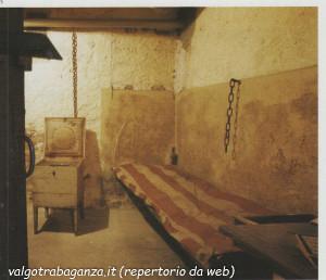 La cella di Lucheni