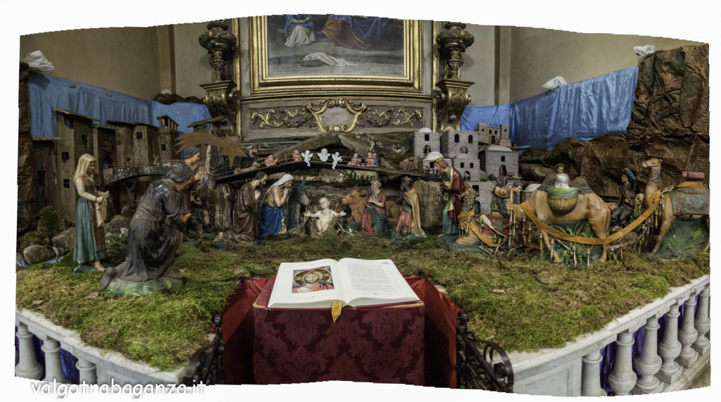 Re Magi (100) Presepe Panoramica