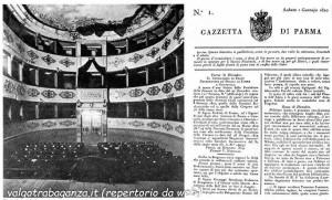 Teatro Borgotaro 1831