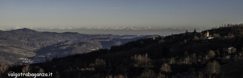 Alpi dai rilievi Appennino (122) Berceto