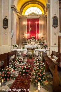 Bedonia (106) Sepolcro Altare reposizione