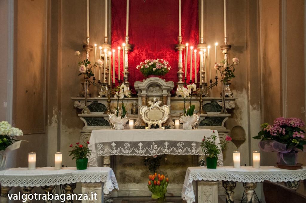 Bedonia (112) Sepolcro Altare reposizione