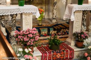 Bedonia (122) Sepolcro Altare reposizione