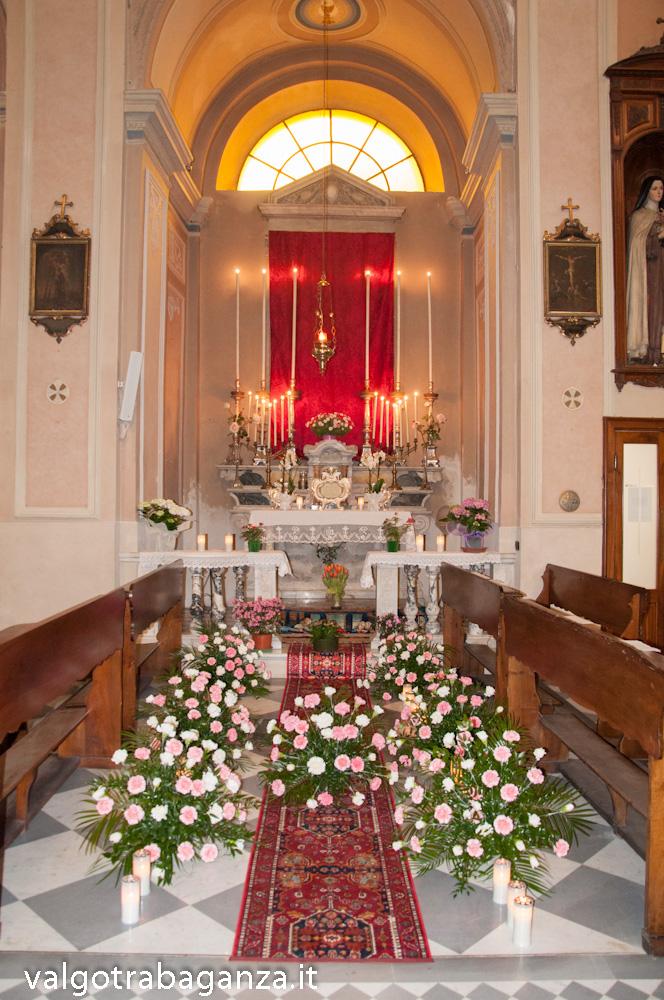 Bedonia (128) Sepolcro Altare reposizione