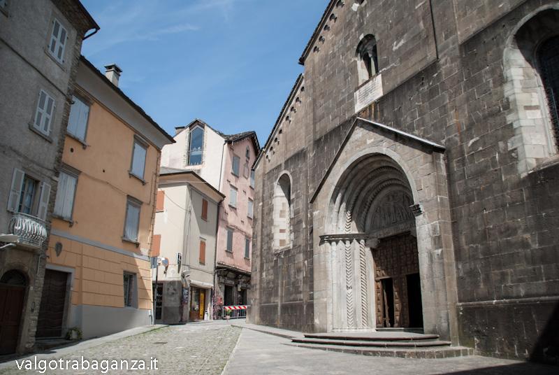 Berceto Parma Duomo