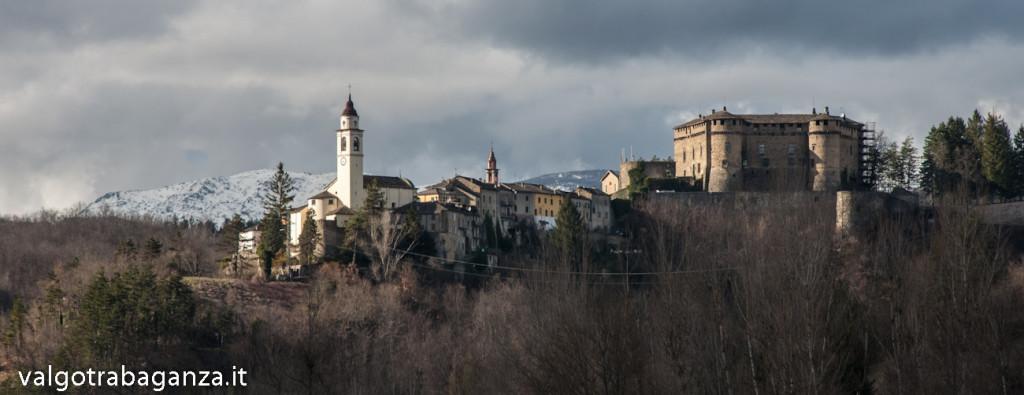 Borgo Chiesa Castello Compiano (115)  Monte Ragola