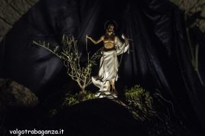Diorama Pasquale (121) Presepio di Pasqua