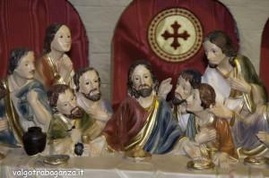 Diorama Pasquale (128) Presepio di Pasqua