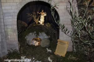 Diorama Pasquale (136) Presepio di Pasqua