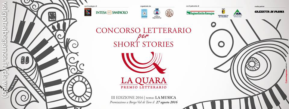 Premio La Quara 2016 Borgotaro 1