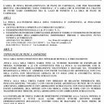 """REGOLAMENTO Pesca """"Zona Turistica"""" di Piane di Carniglia 2016 (1)"""