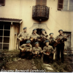 gruppo mandolinistico borgotarese foto 1982