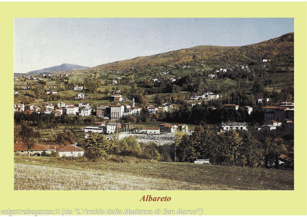 Albareto (100) Storia