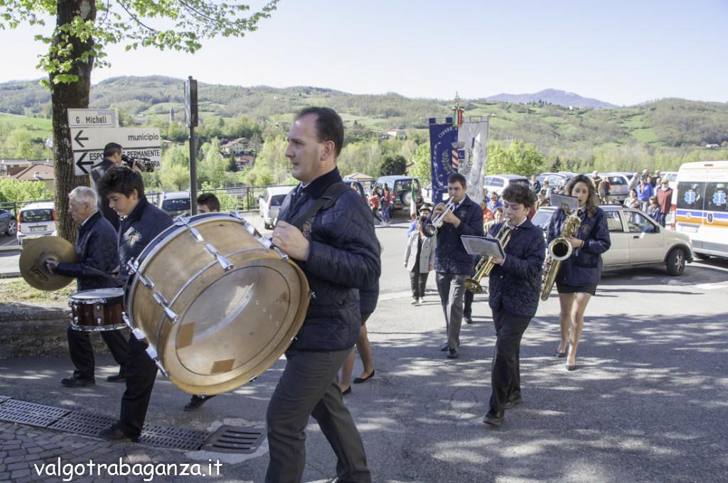 Albareto (303) Festa Liberazione 25 aprile