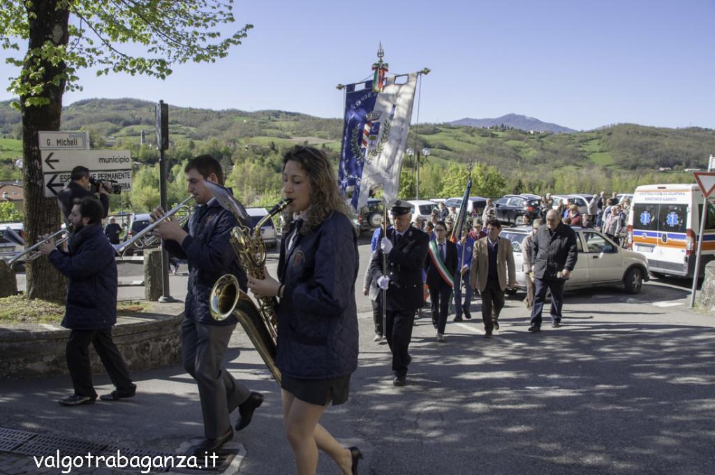 Albareto (305) Festa Liberazione 25 aprile
