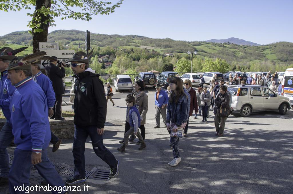 Albareto (317) Festa Liberazione 25 aprile