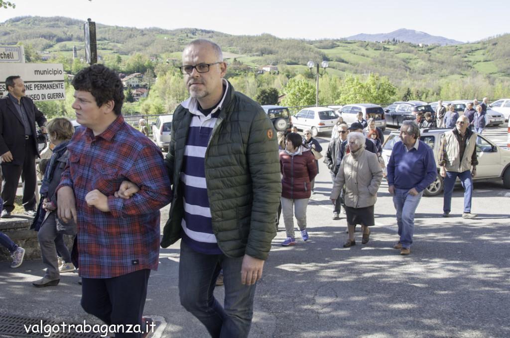 Albareto (324) Festa Liberazione 25 aprile