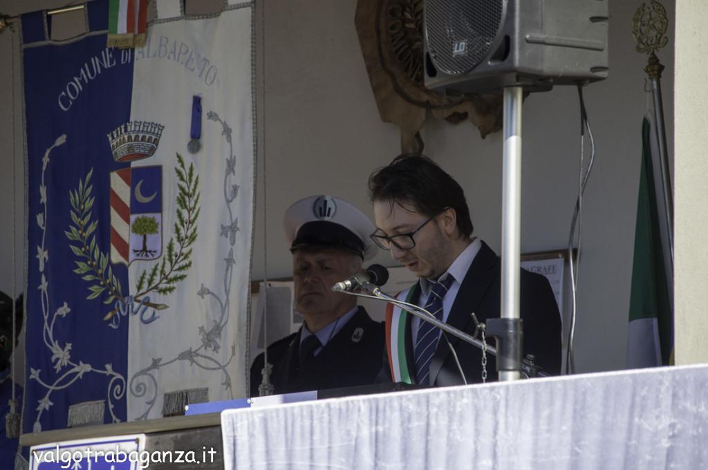 Albareto (345) Festa Liberazione 25 aprile