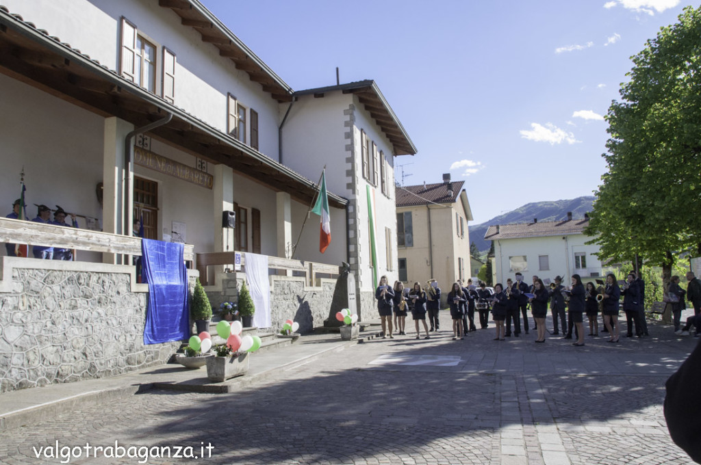 Albareto (420) Festa Liberazione 25 aprile