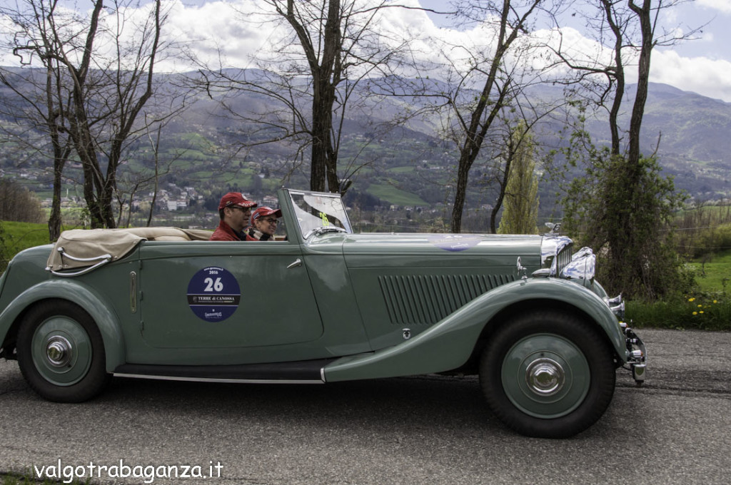 Auto Epoca (296) GP Terre Canossa