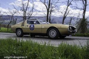Auto Epoca (645) GP Terre Canossa