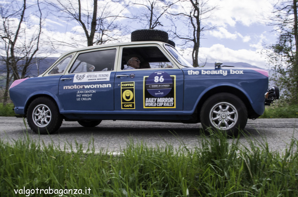 Auto Epoca (810) GP Terre Canossa