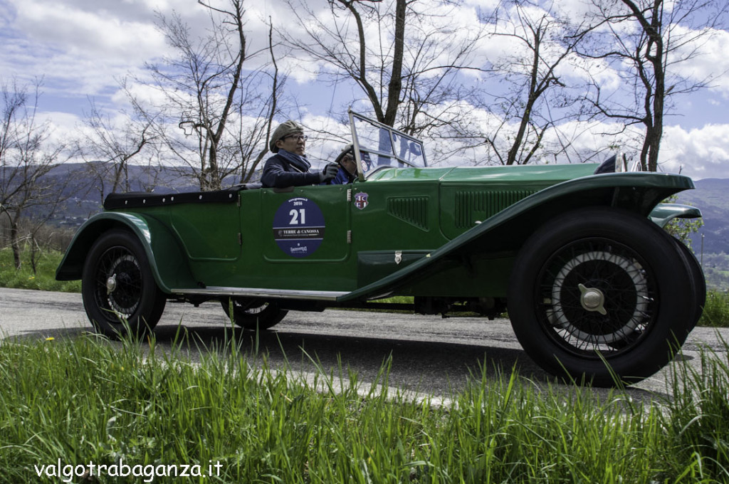 Auto Epoca (880) GP Terre Canossa