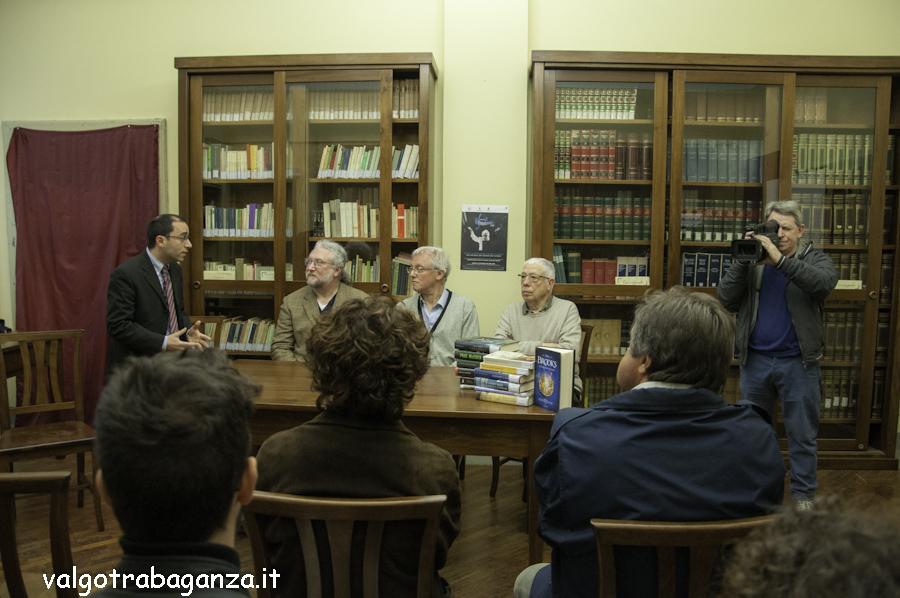 Donazione Berti-Solaini (134) Biblioteca Manara