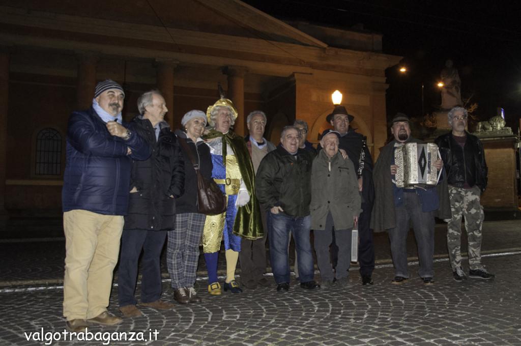 Luigi Alfieri (135) Parma non ha paura camminata