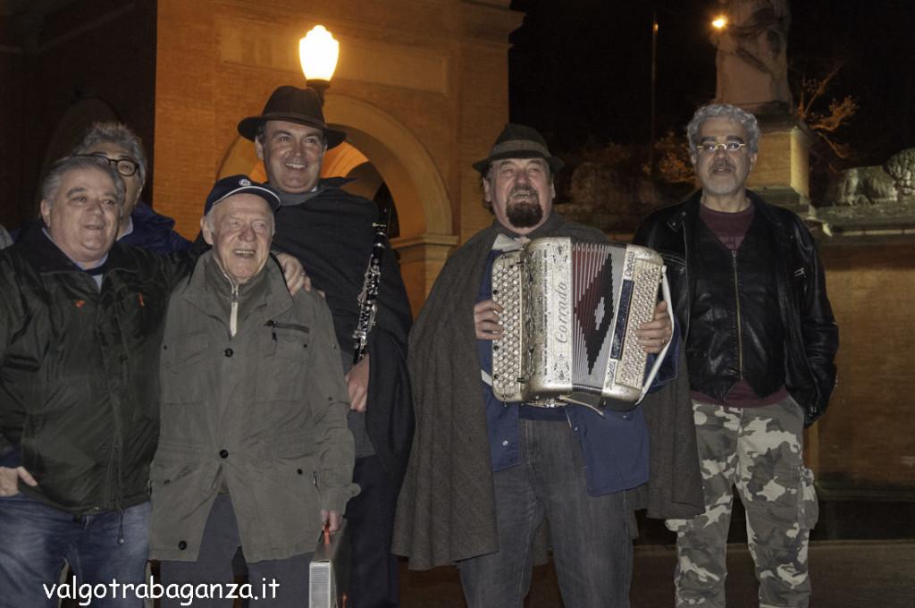 Luigi Alfieri (138) Parma non ha paura camminata