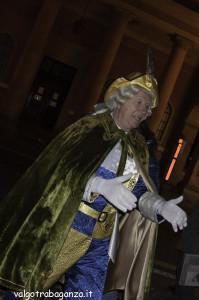Luigi Alfieri (146) Parma non ha paura camminata