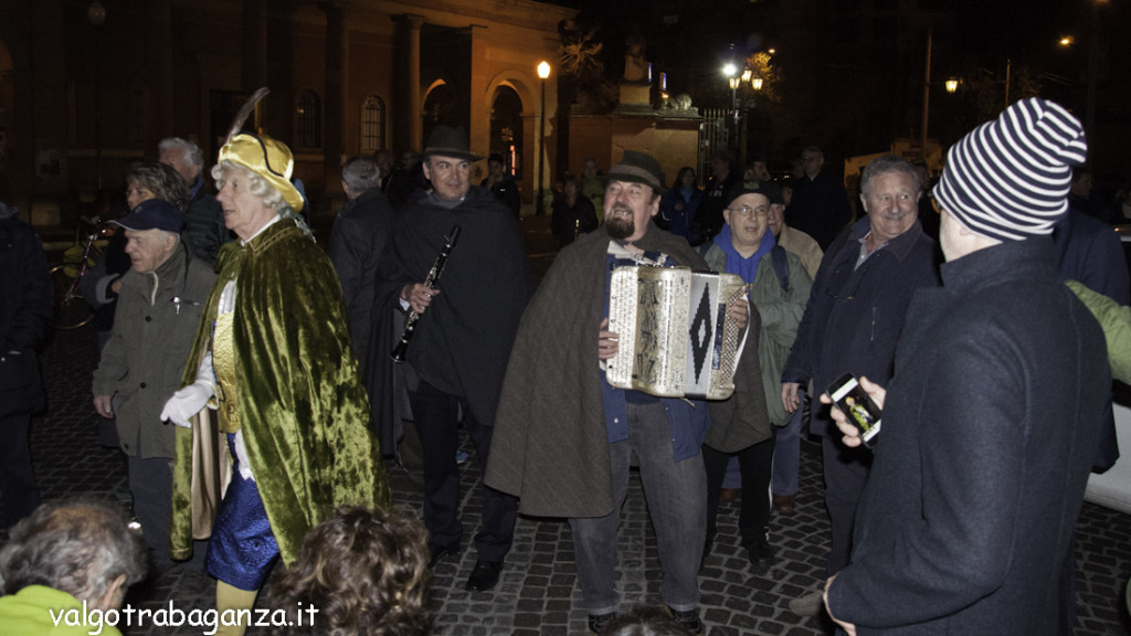 Luigi Alfieri (152) Parma non ha paura camminata